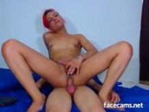 Shemale Porn Redhead Tranny Fucked Hard - FaceCams